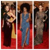 Met Gala 2013: Punk Fashion Strikes the Red Carpet