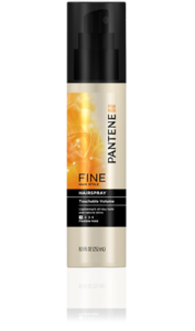 Pantene Touchable Volume Hairspray