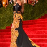 Beyonce stunned in this Givenchy gown.